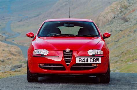 2004 Alfa Romeo 147 Photos, Informations, Articles
