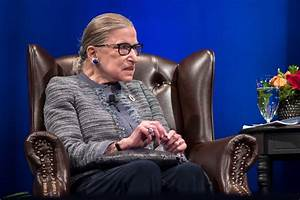 At Notre Dame, Justice Ginsburg focuses on her life, not ...
