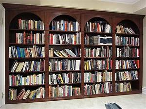 Floor-to-Ceiling Bookshelves for the Bibliophile Reeces