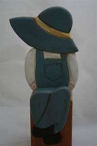 Mantle, Decor, Book, End, Girl, Blue, Overalls, Sitting, Handmade, Wood, Wall, Hang