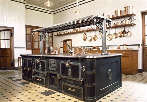 cuisine ancienne cuisine moderne dans maison ancienne