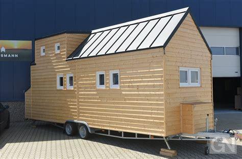 Tiny Häuser Auf Rädern Kaufen by Zwei Gildehauser Bauen Kleine H 228 User Auf R 228 Dern