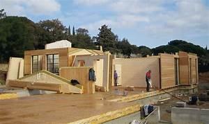 Prix Maison En Bois En Kit : fabricant maison ossature bois en kit boismaison ~ Nature-et-papiers.com Idées de Décoration
