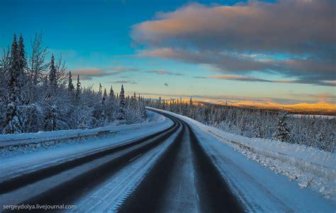 Beautiful Photo by Stunningly Beautiful Scenery Of The Kola Peninsula