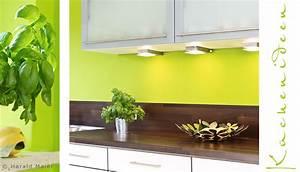 Farbgestaltung Küche Wand : neue kueche farbgestaltung f r die wand gruene wandfarbe ~ Sanjose-hotels-ca.com Haus und Dekorationen