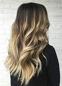 Balayage Blond Braun : balayage highlights ombre haircare stylisted ~ Frokenaadalensverden.com Haus und Dekorationen