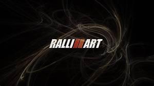 Ralliart Logo Wallpaper