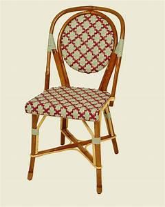 Chaise De Bar En Rotin : chaise parisienne vert d eau fuchsia maison drucker ~ Teatrodelosmanantiales.com Idées de Décoration