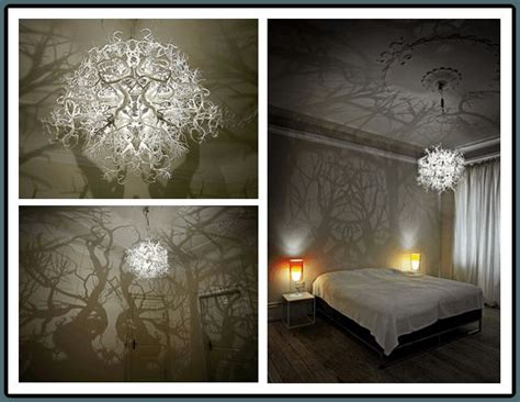 Chandelier Forest by How To Make Forest Inspired Diy Tree Branch Shadow