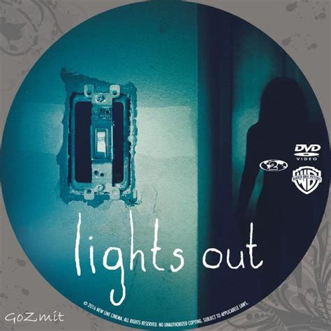 lights out cover covers box sk lights out 2016 high quality dvd