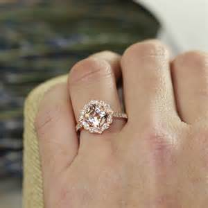vintage floral engagement rings morganite engagement rings weddingbee