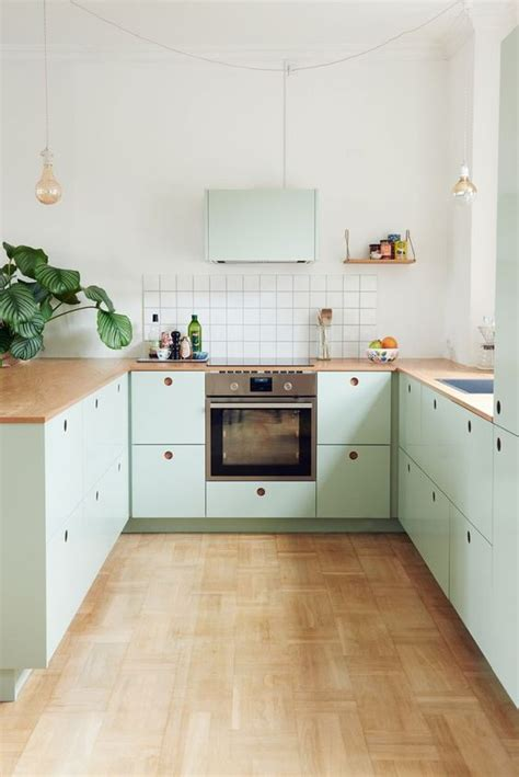 Pretty Kitchen Colors by 10 Fresh And Pretty Kitchen Cabinet Color Ideas Decoholic