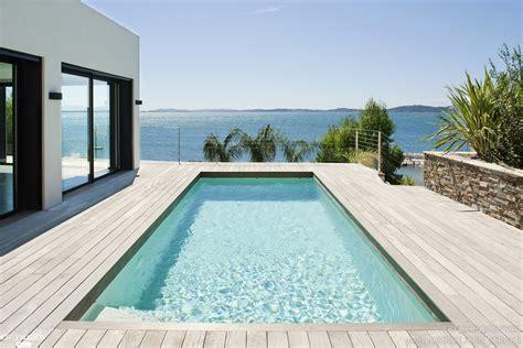 villa contemporaine avec piscine en bord de mer fr 233 d 233 rique pyra c 244 t 233 maison