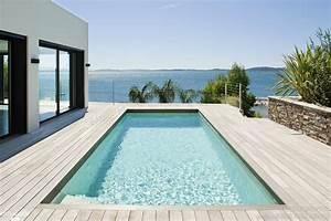 villa contemporaine avec piscine en bord de mer With hotel bretagne bord de mer avec piscine
