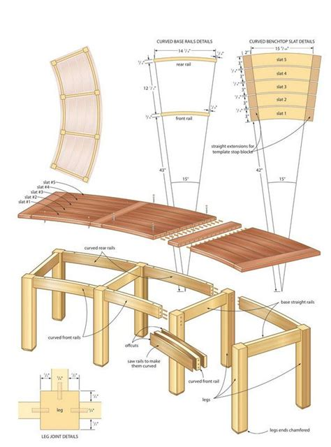 fire pit bench plans campfire bench curved bench