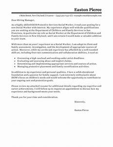cover letter example cover letter example social services With cover letter for social services job