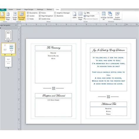 blank funeral program template sle funeral program layout what should you include