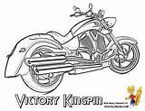 Motorcycle Victory Coloring Kingpin Yescoloring Boss Ducati Atv Dirt Bikes Boys sketch template