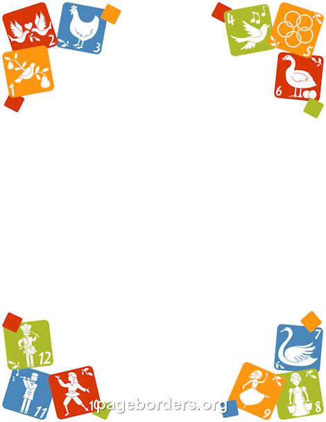 Kids Frames And Borders Clip Art (56