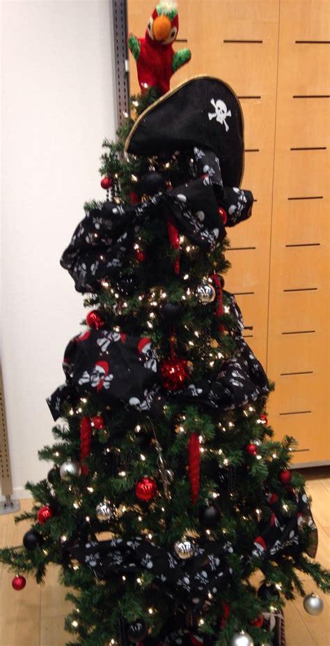 pirate christmas tree christmas pinterest trees