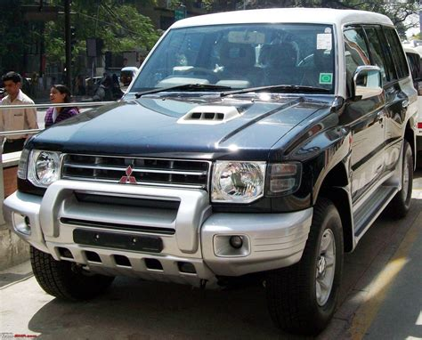 image gallery pajero india