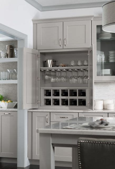 pictures of gray kitchen cabinets best 25 wine cabinets ideas on wine 7456