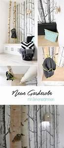 Garderobe Baum Ikea : selbst gebaute neue garderobe mit birkenst mmen hall furniture interior und room decor ~ Eleganceandgraceweddings.com Haus und Dekorationen
