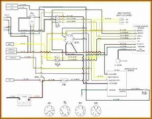 Cub Cadet Schematic Diagram