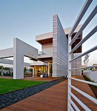 fine modern home design ideas Modern Luxury Villas Designed By Gal Marom Architects