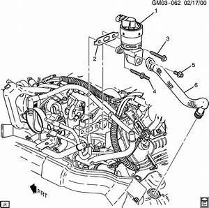 2004 Chevrolet Venture Engine Diagram