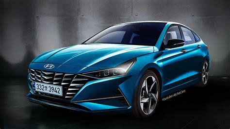 2021 Hyundai Elantra Rendering Looks Crazy, Is Accurate ...