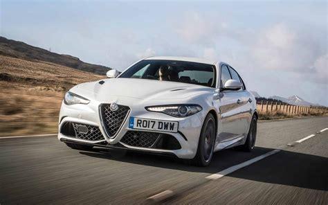 Alfa Romeo Uk by Alfa Romeo Giulia Quadrifoglio Term Test Review Car