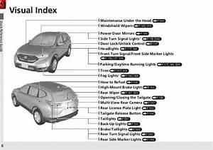 2018 Honda Crv Owners Manual - Zofti