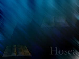 book  hosea christian powerpoint templates