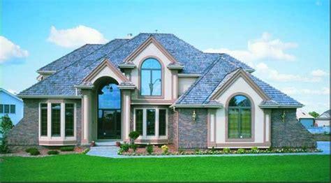 fancy house brick house designs house plans house design