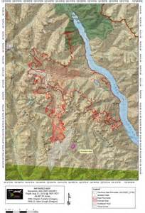 Wolverine Fire Map