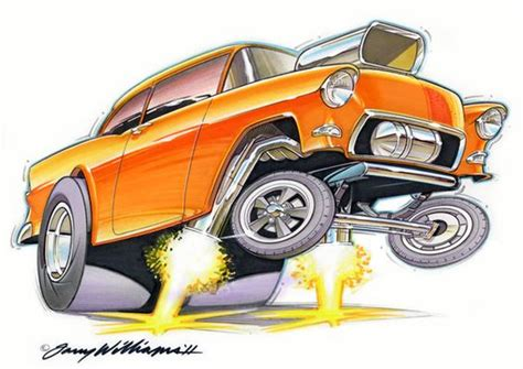Chevy, Cartoon And Blog On Pinterest