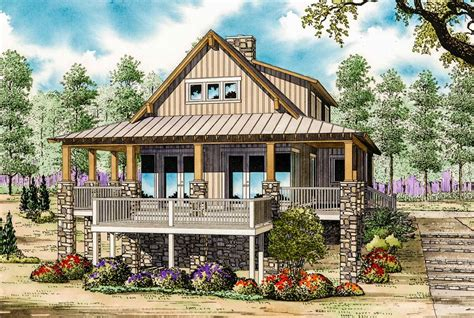 country cottage plans low country cottage house plan 59964nd architectural