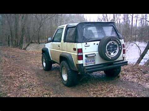 1991 Daihatsu Rocky by 1991 Daihatsu Rocky