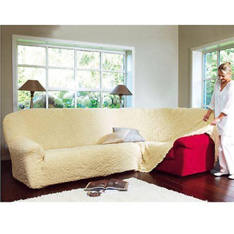 housse canapé d angle universelle housse d 39 angle de canapé