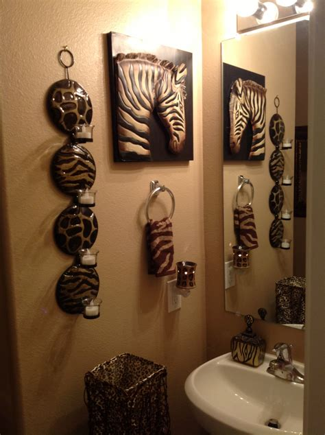 print bathroom ideas safari bathroom safari bathroom safari