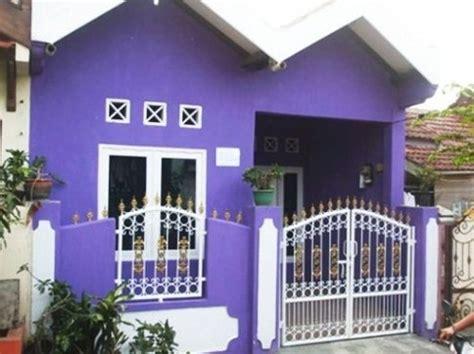 kombinasi warna cat rumah bagian luar  terbaru