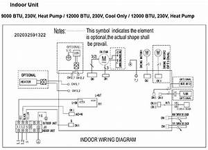 Split System Wiring Diagram