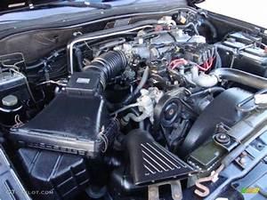 2002 Mitsubishi Montero Sport Es 4x4 3 0 Liter Sohc 24