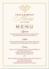 wedding ceremony programs wording paisley buddhist hindu wedding menu cards indian menu card