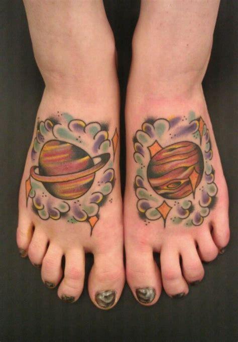 Black White Space Tattoo jupiter tattoo tumblr 500 x 721 · jpeg