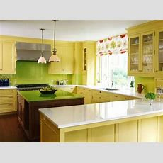 How To Choose Kitchen Colors With A Color Wheel