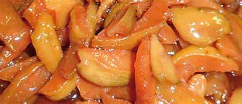 Mostarda Di Frutta Mantovana by Come Si Prepara La Mostarda Di Frutta Mantovana