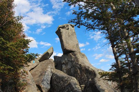 Oddshaped Rocks From The Trail  Flickr  Photo Sharing