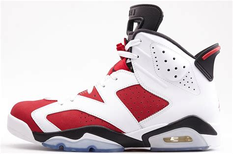 Air Jordan 6 The Definitive Guide To Colorways Sole